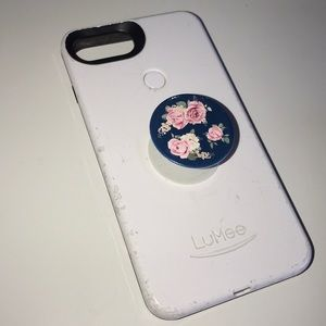 iphone 7 plus Lumee Phone Case (popsocket)